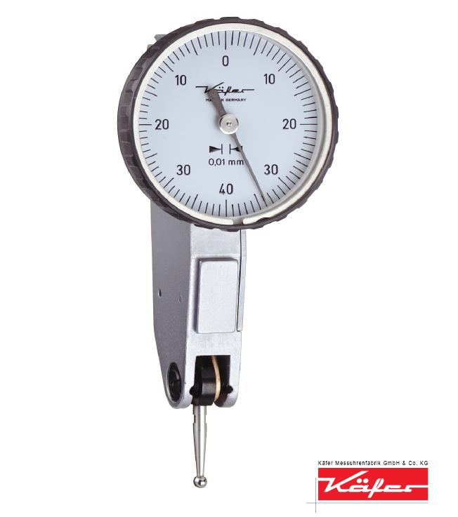 Kafer  0.01mm Dial Indicator Metric  Gauge